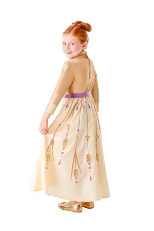 ANNA FROZEN 2 PROLOGUE COSTUME, CHILD
