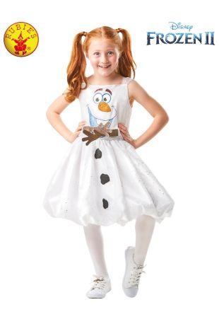 OLAF FROZEN 2 TUTU DRESS, CHILD