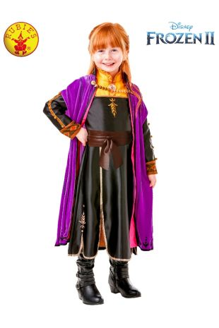 ANNA FROZEN 2 PREMIUM COSTUME, CHILD