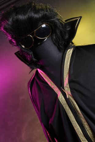 Elvis Costume - Little Shop of Horrors Costumery - Costume Hire Shop - Mornington Frankston