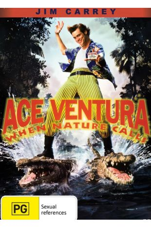 Ace Ventura Pet Detective 25th Anniversary Edition
