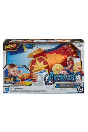 Avengers NERF Power Moves: Captain America