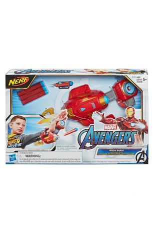 Avengers NERF Power Moves: Captain Marvel