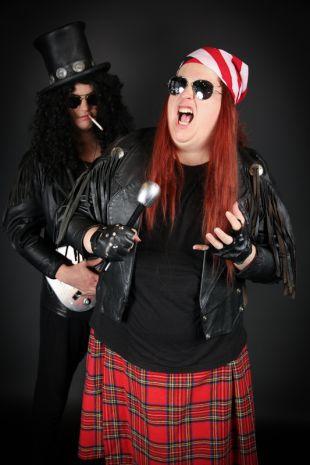 Axl Rose Guns n Roses Costume - Costume Shop Melbourne Costume Hire Mornington