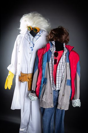 Marty Mcfly - Back to the Future - Costume Hire - Mornington Peninsula - Frankston - Little Shop of Horrors Costumery