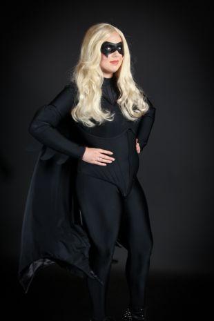 Batgirl Forever Costume Hire - Little Shop of Horrors Costumery - Costume Hire Shop - Mornington Frankston Melboune Victoria Australia