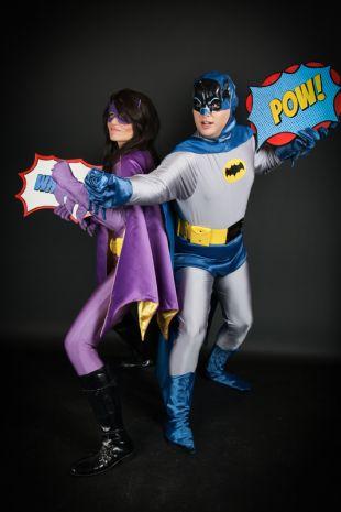 Batman Adam West - Costume Hire - Mornington Peninsula - Frankston - Little Shop of Horrors Costumery