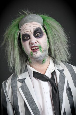 Beetlejuice Costume - Little Shop of Horrors Costumery - Mornington Peninsula and Frankston