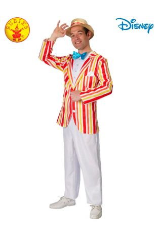 BERT (MARY POPPINS) DELUXE COSTUME, ADULT