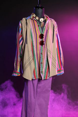 Hyde That 70s Show - 1970s Woodstock Costume - Little Shop of Horrors Costumery - Costume Hire Shop - Mornington Frankston