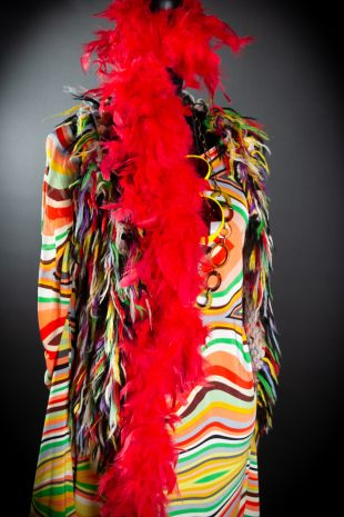 Janis Joplin Costume - Little Shop of Horrors Costumery - Costume Hire Shop - Mornington Frankston