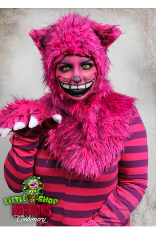 Cheshire Cat Costume Alice in Wonderland - Little Shop of Horrors Costumery - Costume Hire Shop - Mornington Frankston