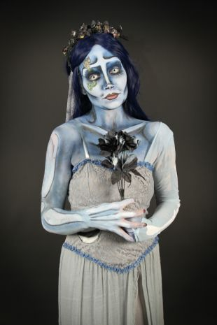 Tim Burton Corpse Bride Costume - Costume Fancy Dress Shop- Mornington- Frankston- Melbourne- Halloween