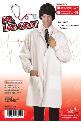 Dr. Lab Coat