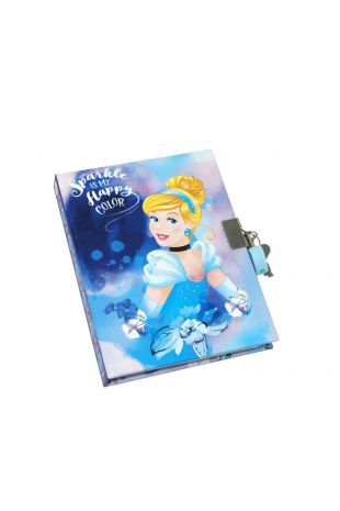 Cinderella Strawberry Scented Diary
