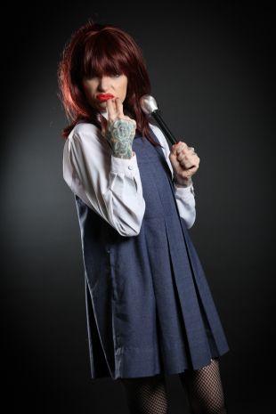 Chrissy Amphlett Costume - Little Shop of Horrors Costumery - Costume Hire Shop - Mornington Frankston