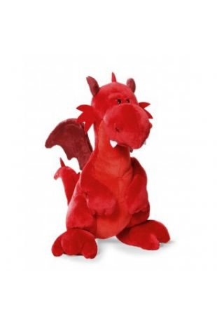 Magical Menagerie Plush Dragon: Chinese Fireball