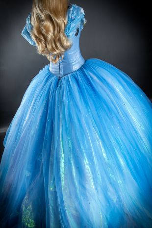Cinderella Disney Princess Costume Hire