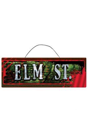Nightmare on Elm St MDF Sign