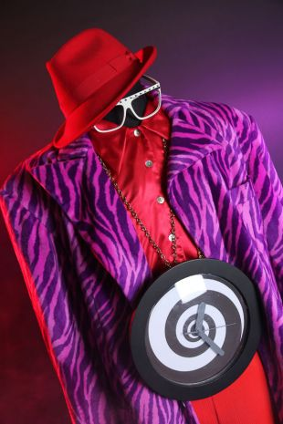 Flava Flav - 1990s Costumes - Little Shop of Horrors Costumery - Costume Hire Shop - Mornington Frankston