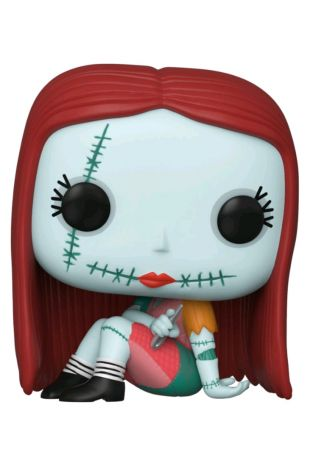 The Nightmare Before Christmas - Sandy Claws Pop! Vinyl