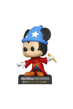 Disneyland 65th Anniversary - Mr Toad with Spinning Eyes Pop! Vinyl