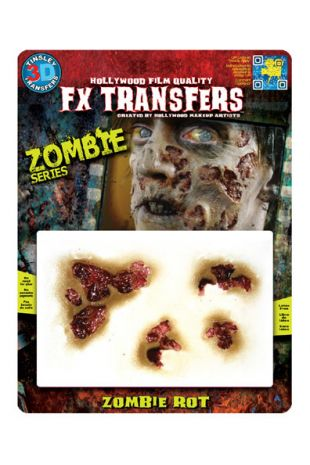 Zombie Rot 3D Fx Transfer - Medium