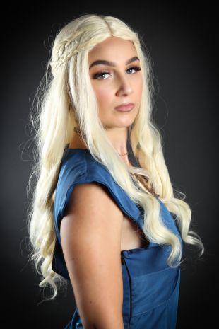 Khaleesi Mother of Dragons Costume - Little Shop of Horrors Costumery - Costume Hire Shop - Mornington Frankston