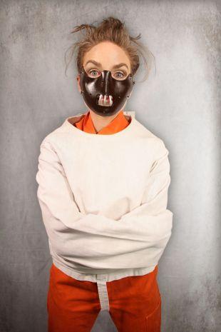 Hannibal Lector - Costume Hire - Mornington Peninsula - Frankston - Little Shop of Horrors Costumery