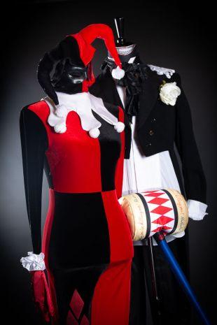 Harley Quinn Costume, Little Shop of Horrors Costumery, Mornington, Frankston, Costume Shop, Fancy Dress,