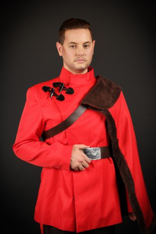 Viktor Krum - Herry Potter Costume - Little Shop of Horrors Costumery - Costume Hire Shop - Mornington Frankston