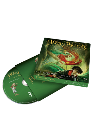 Harry Potter and the Prisoner of Azkaban Audiobook CD