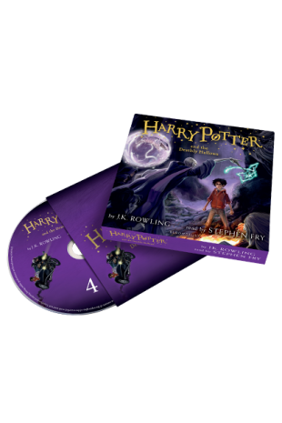 Harry Potter and the Deathly Hallows: Audio Book Edition CD