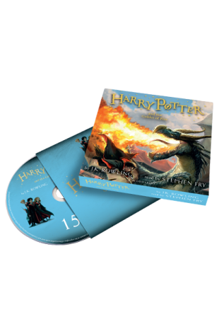Harry Potter and the Goblet of Fire: Audio Book Edition CD