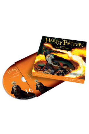 Harry Potter and the Half Blood Prince: Audio Book Edition CD