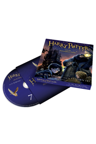 Harry Potter and the Philosopher's Stone: Audio Book Edition CD