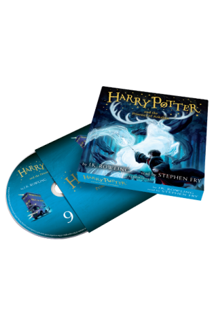 Harry Potter and the Prisoner of Azkaban: Audio Book Edition CD