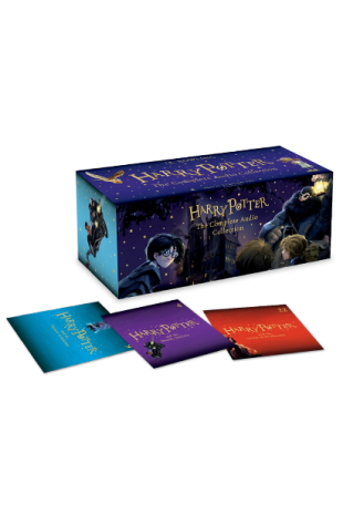 Harry Potter Complete Audiobook Collection
