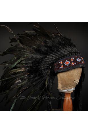 Native American Indian Headdress - Little Shop of Horrors Costumery - Mornington Frankston