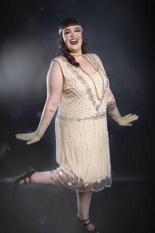 1920s Costume Costume - Little Shop of Horrors Costumery - Costume Hire Shop - Mornington Frankston