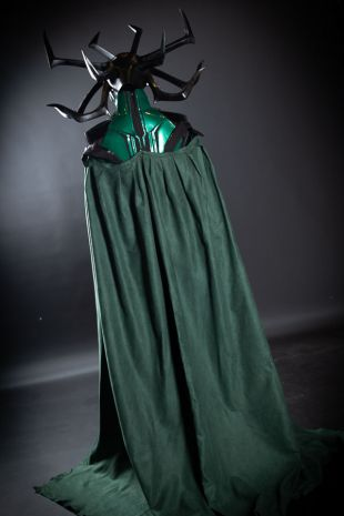 Hela Costume - Deluxe costume available to hire at Little Shop of Horrors Costumery - The biggest & best costume shop in Melbourne, Mornington Australia