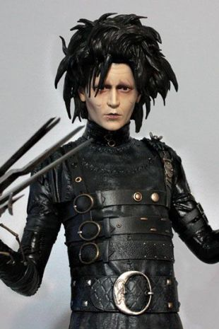Edward Scissorhands: 1:4 Scale Statue