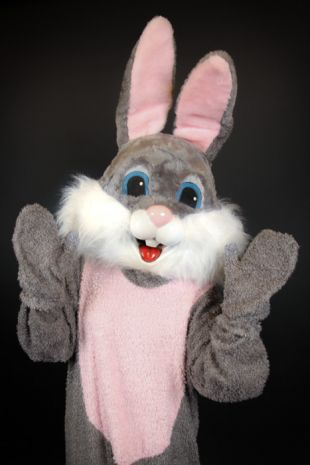 Easter Bunny Costume - Little Shop of Horrors Costumery - Costume Hire Shop - Mornington Frankston