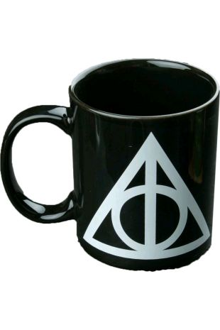 Harry Potter Dark Mark Heat Changing Coffee Mug