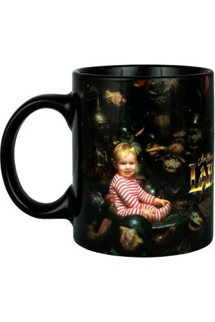 Labyrinth Jareth Heat Changing Coffee Mug