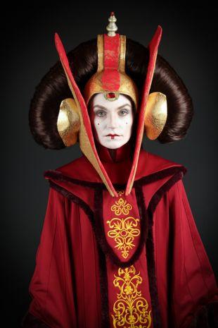 Queen Padme Amidala Costume -  Disney Star Wars - Little Shop of Horrors Costumery - Costume Hire Shop - Mornington Frankston