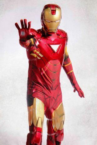 Ironman - Costume Hire - Mornington Peninsula - Frankston - Little Shop of Horrors Costumery