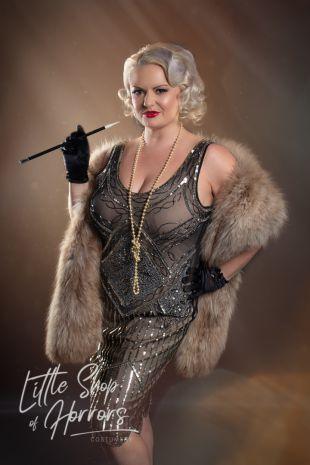 Roaring Twenties 1920s Costume - Little Shop of Horrors Costumery - Costume Hire Shop - Mornington Frankston Melbourne Victoria Australia