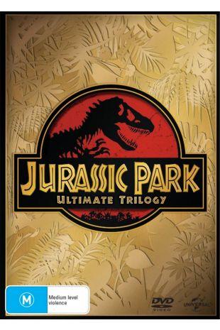 Jumanji 1995 DVD