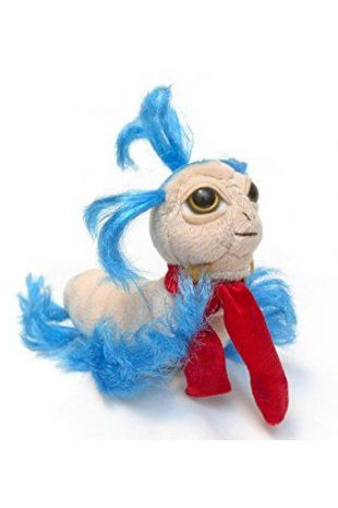 Labyrinth Mini Worm Plush